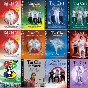 Tai Chi Movement DVDs