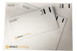 personalised envelopes
