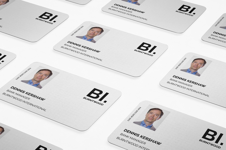 Staff ID Card Printing