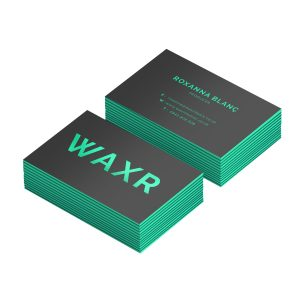 Luxury Triplex Business Cards