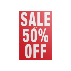 A Sale Posters