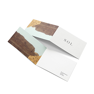 Folded Business Cards 1